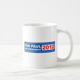 Ron Paul for President 2012 Coffee Mugs