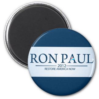 Ron Paul for President 6 Cm Round Magnet