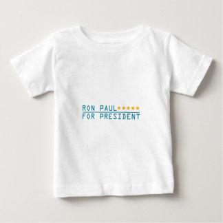RON-PAUL-FOR-PRESIDENT BABY T-Shirt