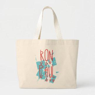Ron Paul for President Canvas Bag
