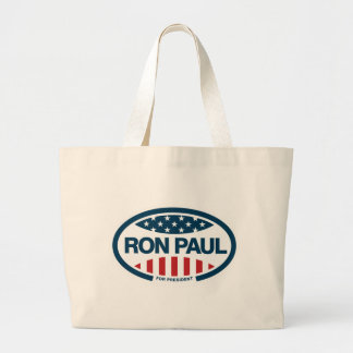 Ron Paul for president Canvas Bag