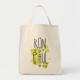 Ron Paul for President Canvas Bags