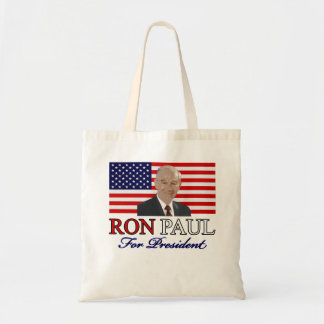 Ron Paul For President Bag