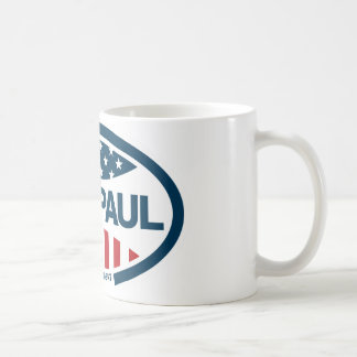 Ron Paul for president Basic White Mug