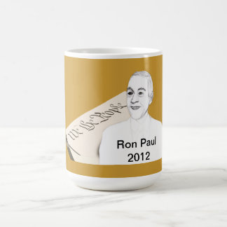 Ron Paul for President Mug