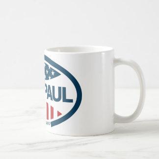 Ron Paul for president Coffee Mug
