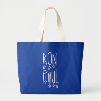 Ron Paul for President Jumbo Tote Bag