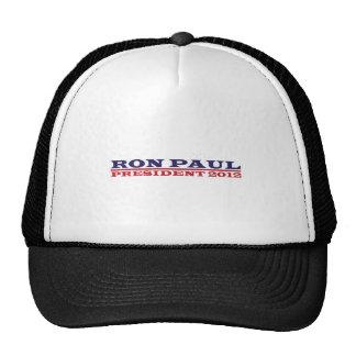 RON-PAUL MESH HATS