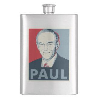 Ron Paul Hip Flask