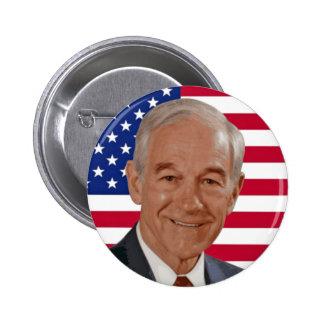 Ron Paul Hope for America 6 Cm Round Badge