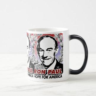 RON PAUL Hope For America Coffee/Tea Mug