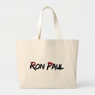 Ron Paul!!!! Jumbo Tote Bag