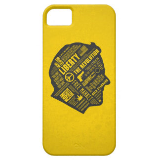 Ron Paul Libertarian Abstract Thought iPhone 5 iPhone 5 Cover