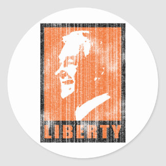 Ron Paul -Liberty Sticker