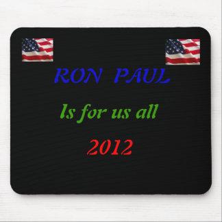 Ron Paul mouse pad