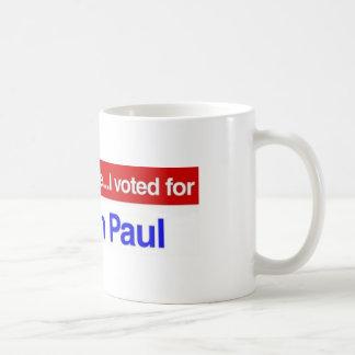 Ron Paul Mug