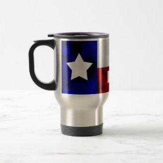 Ron Paul Stainless Steel Travel Mug