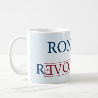 Ron Paul Basic White Mug