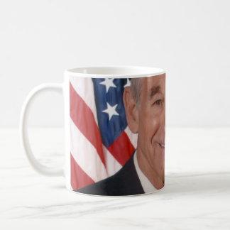 Ron Paul Official Photo Mug Basic White Mug