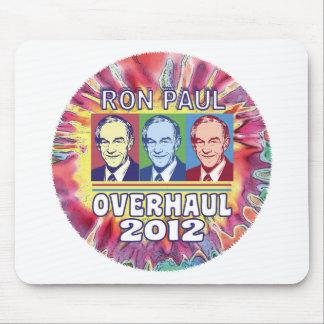 Ron Paul Overhaul 2012 Mouse Pad