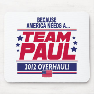 Ron Paul Overhaul Mouse Pad