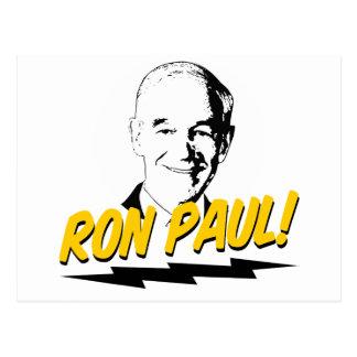 Ron Paul! Postcard