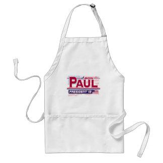 Ron Paul President 2012 Adult Apron