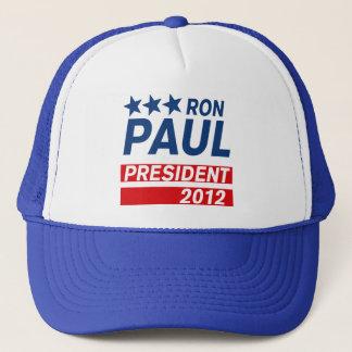 Ron Paul President 2012 Campaign Gear Trucker Hat