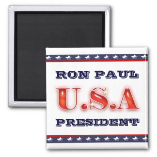 Ron Paul president 2012 CUSTOMIZE Refrigerator Magnet