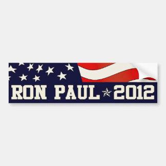 Ron Paul President in 2012 Bumper Sticker