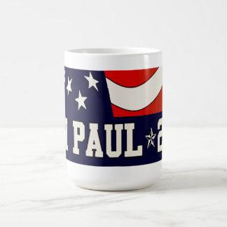 Ron Paul President in 2012 Mug