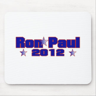 Ron Paul Presidential Star Mouse Pad