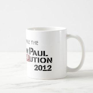 Ron Paul Psychedelic Mug