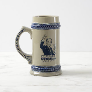 Ron Paul Pub Crawl Mug