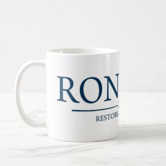 Ron Paul Restore America Now Coffee/Tea Cup/Mug Coffee Mug