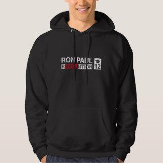 Ron Paul Revolution 2012 Hoodie