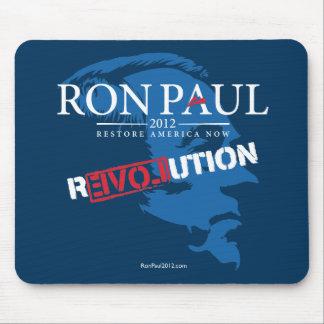 Ron Paul Revolution 2012 Mouse Pads