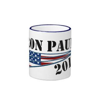 Ron Paul Revolution 2012 Coffee Mug