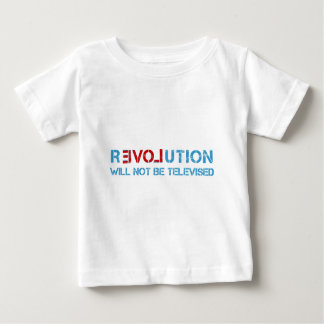 Ron Paul revolution Baby T-Shirt