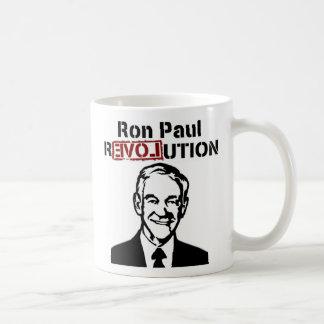 Ron Paul Revolution Coffee/Tea Mug/Cup