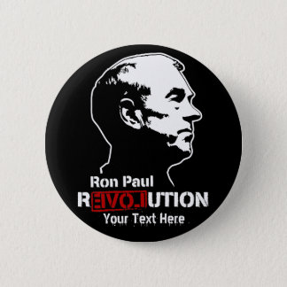 Ron Paul Revolution Custopmizable Buttons