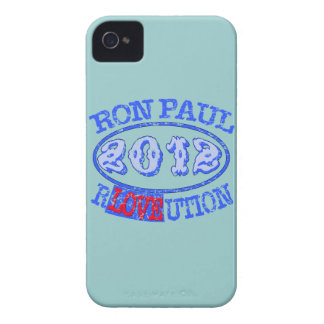 Ron Paul REVOLUTION iPhone 4/4S Case