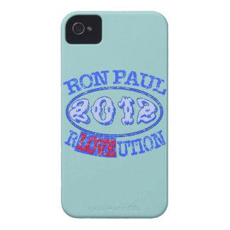 Ron Paul REVOLUTION iPhone 4/4S Case iPhone 4 Case-Mate Cases