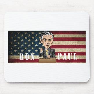 RON PAUL REVOLUTION MOUSE PAD