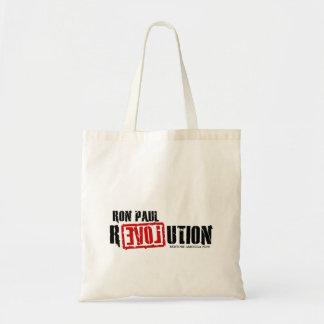 Ron Paul Revolution - Restore America Now Bags