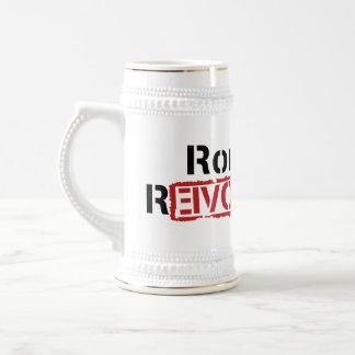 Ron Paul Revolution Stein Beer Steins