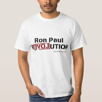 Ron Paul Revolution Tee