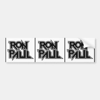 Ron Paul Rocks! Bumper Sticker