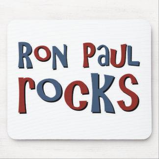 Ron Paul Rocks Mouse Pad