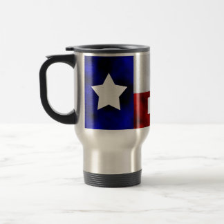 Ron Paul Stainless Steel Travel Mug